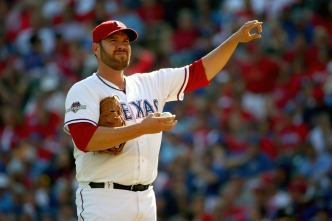 Lewis' Signing Bolsters Rangers' Strong Pitching Rotation