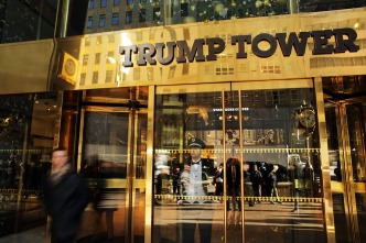 Secret Service Command Post Inside Trump Tower Has Moved Out