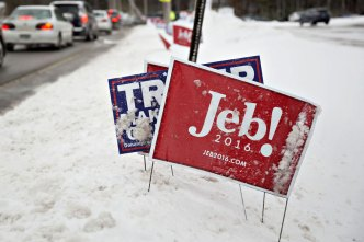 New Hampshire Voters Decide First 2016 Primary