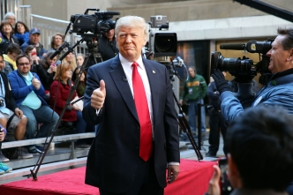 Cruz Blasts Trump After Today Show
