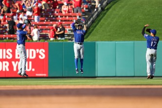 The Rangers Continue To Find Ways To Win