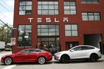 Tesla Becomes Most Valuable US Automaker