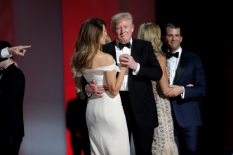 Trump Inaugural Activities Raise Record $107 Million