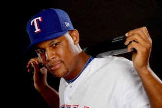 Beltre and Robinson Lead Rangers Past Angels 5-2