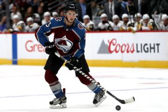 Kerfoot Scores, Assists on Winner as Avs Beat Stars