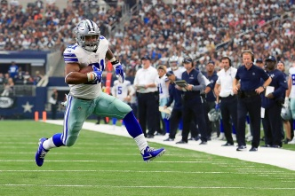 Union Seeks to Block Ruling So Cowboys RB Elliott Can Play