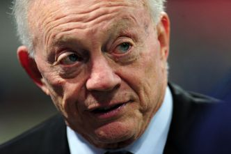 Feud Grows Between NFL, Cowboys' Jerry Jones Over Goodell