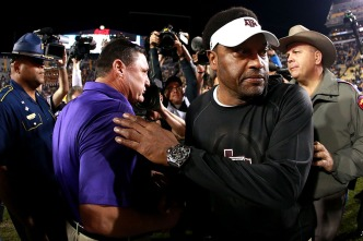 Sumlin Says Coaching Arizona is `The Right Challenge'
