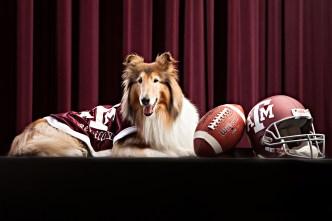 Former Texas A&M Mascot Dies