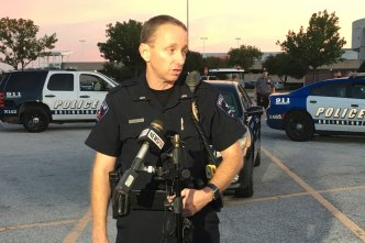 Police Discuss Parks Mall Shooting