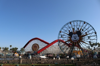 Disneyland to Add Marvel-Themed Area and Microbrewery