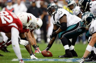 Eagles' Center Done For The Year
