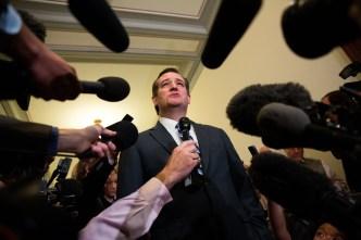 Cruz Files Paperwork for 2018 Re-Election Bid