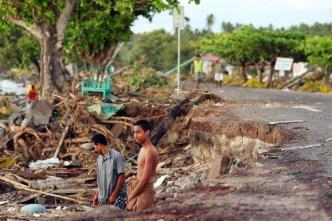 Siavii's Family Okay After Devastating Earthquake