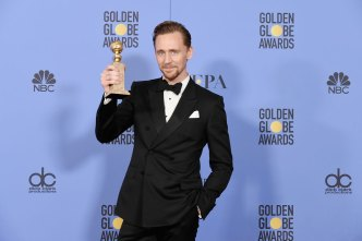 Sorry: Hiddleston Apologizes for 'Inelegant' Globes Speech
