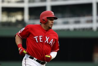 Rangers 3B Cabrera Suspended for Hitting Ump With Equipment