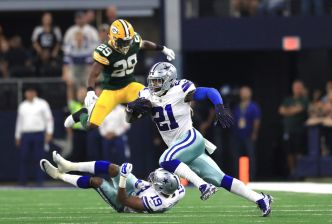 Cowboys Run Game Continues to Grind it Out