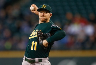 AL West Watch: A's Have Pitching Issues