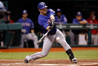 Beltre, Napoli Help Rangers Get Over Losing Lee