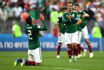 Mexico Stuns Germany in World Cup