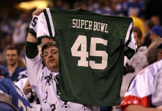 Who Do You Want To See In Super Bowl XLV?