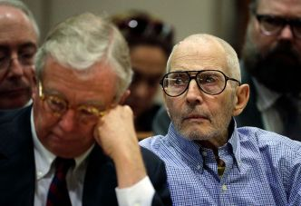 Robert Durst Faces Photos of Slain Friend in Life, in Death