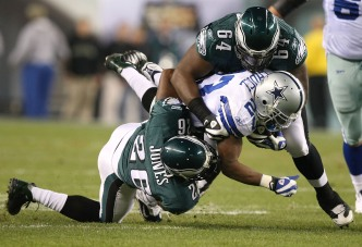 Nicked Up Cowboys OK After Win In Philly