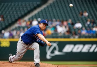 Bartolo Colon Dominant as Rangers Shut Out Mariners 5-1