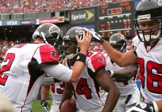 Irvin Has High Praise For Atlanta Offense