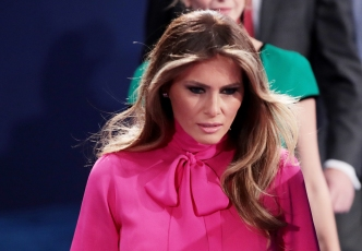 Melania Trump Breaks Silence to Defend Embattled Husband
