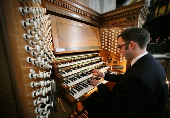 Thousands Visit Houston for Organists' Convention