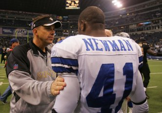 Romo, Payton Have A Long History