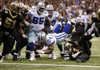 At 9-5, Cowboys In A Familiar Spot