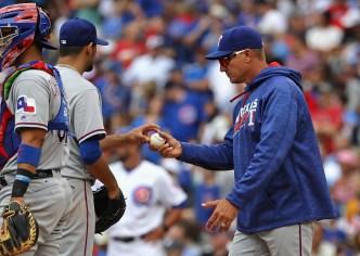 Rangers Looked Sluggish In Return From Break