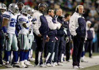 Parcells Not Offended By Jerry Video
