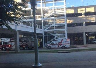 Man Shot Several Outside The Parks Mall at Arlington