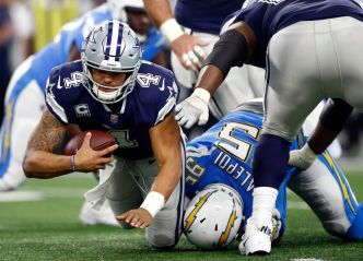 Instant Analysis: Cowboys vs. Los Angeles Chargers
