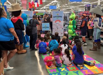 Time to Sign Up for Dallas Mayor's Back to School Fair
