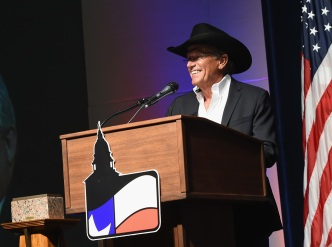 Country Star George Strait Part of Harvey Recovery Campaign