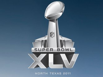 Super Bowl XLV Logo Makes its Debut