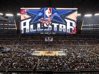 All-Star Game Draws Record Crowd