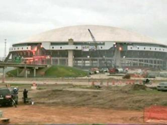 Stadium Implosion: All the Angles