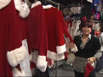 Costume World Started With Just Five Santa Suits