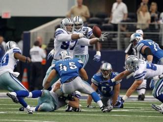 Jason Hatcher Returning To Dallas