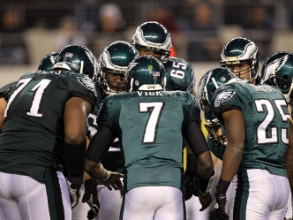 Dallas Preparing For Vick (Who Probably Won't Play)
