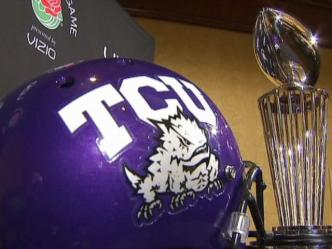 TCU Favored to Win Rose Bowl