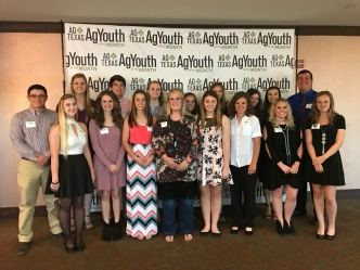 Something Good: Agriculture Students Honored