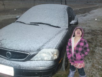 Snow Day for Some North Texas Schools