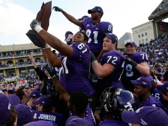 TCU to Play in Rose Bowl
