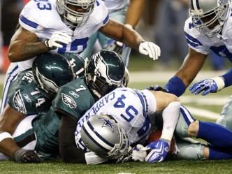 Cowboys May Deal Carpenter for Rams OT